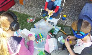 Art and craft for kids, holiday activities, autism, Gold Coast