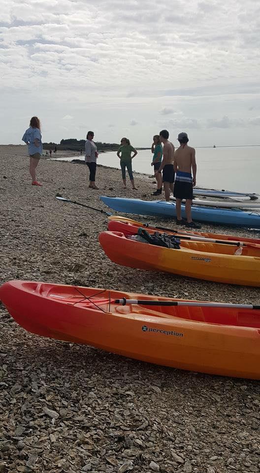 Charter Fishing & Kayaks and Paddle Board Tours