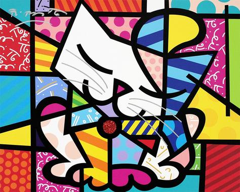 Romero Britto Sam