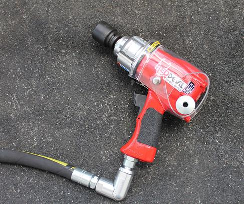 Paoli Wheel Guns Red Devil Street Legal United Race Parts