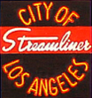 City of Los Angeles drumhead