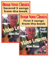 Bossa Nova Classics Video lesson