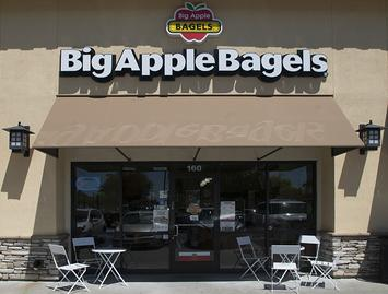 Big Apple Bagels in El Dorado Hills