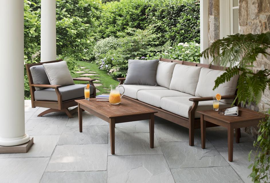 Ultimate Mountain Living Outdoor Patio Furniture Pool