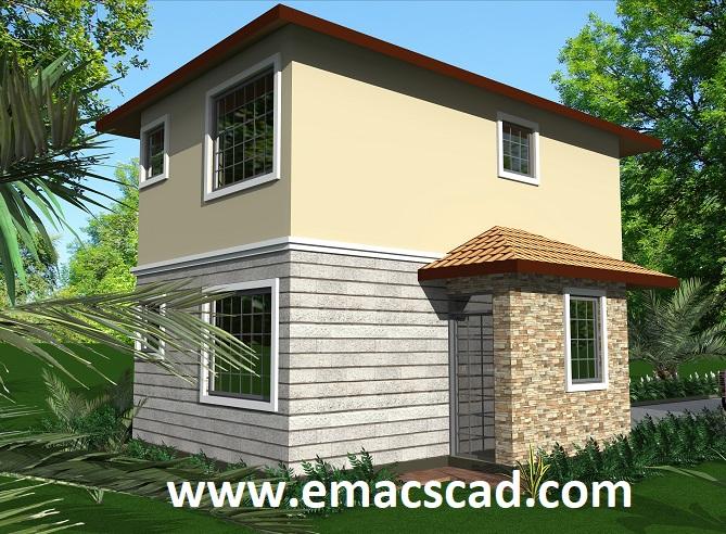 4 Bedroom Home And House Plans In Nairobi Kenya