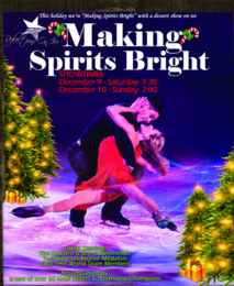 Making Spirits Bright Ice Show