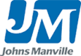 Johns Manville Logo | Robinson Roofing & Sheet Metal Langley