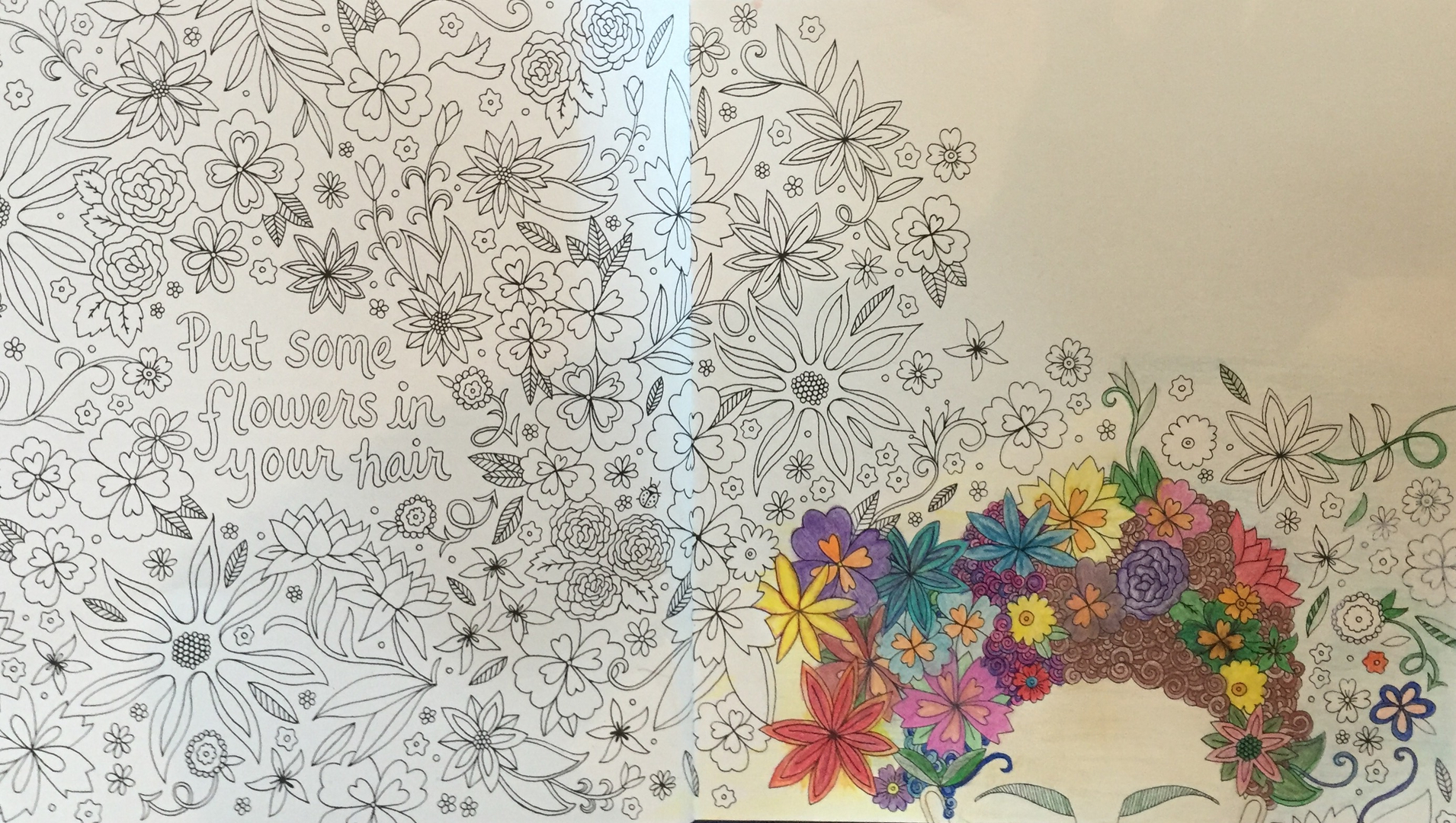 This Has Been One Of My Favorite Coloring Books Since Its Release I Love The Whimsical Looks Every Page And Many Different Styles To Choose From