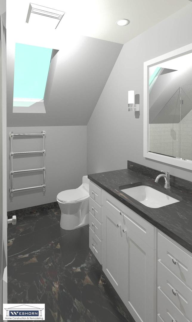 Bathroom Design Remodeling Arlington Heights Il Weshorn Remodeling