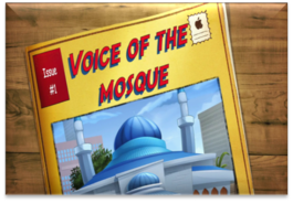 Voice of the mosque