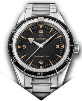 01304589b84f the original Seamaster 300 from 1957. Like its historic predecessor