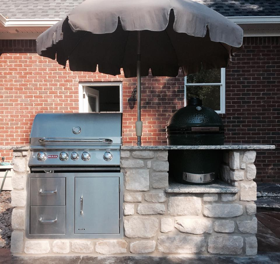 Outdoor Kitchens, Fire Pits, Fireplaces, Big Green Egg, Grills on green egg small kitchen ideas, green egg outdoor furniture, green egg outdoor kitchen plans, green egg table cover, green egg outdoor kitchen grill,