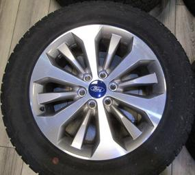 "20"" ford takeoffs with hancook tires"