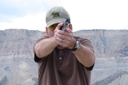 Utah CCW Training's Defensive Handgun Course is the next step for those who have a concealed firearm permit.
