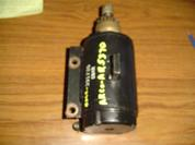 391735, 585058, 586281 Used starter for a Johnson or Evinrude outboard motor. Came off a 1992 60 hp. OEM #391735, 585058, 586281 Fits 55 - 75 hp 3 cylinder 9 tooth