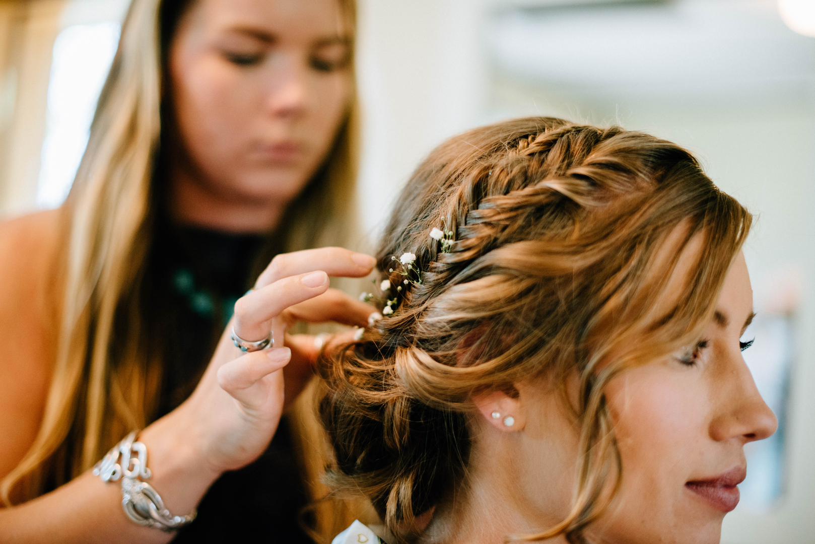 wedding hair and makeup, hair stylist and makeup artist - estes