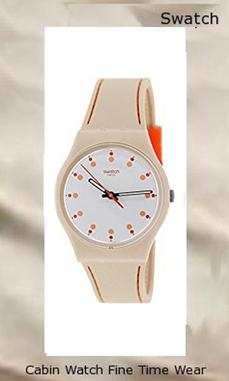 Swatch GT106T Original Gent Soft Day Watch
