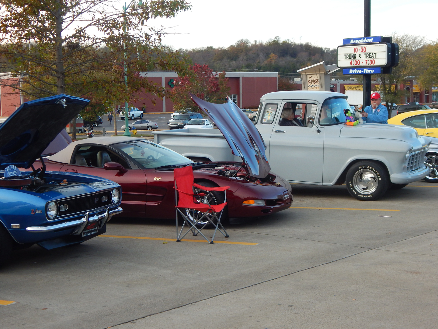 2015 10 30 Sonic Cruise In Trunk Or Treat