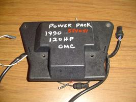 584041, 583489 Used power pack for Johnson or Evinrude outboard motors