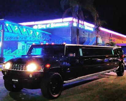 limo service in Wellington Hummer