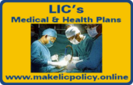 Medical and Health Insurance Plans from LIC