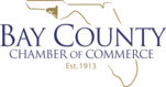 Bay County (Florida) Chamber of Commerce Logo