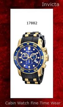 Invicta Watches 17882,invicta sea hunter