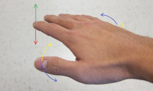 Abnormal Hand Movement - Dr. Joel Wallach