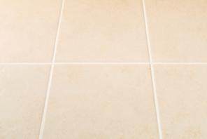 tile and grout care