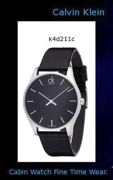 Product Specifications Watch Information Brand, Seller, or Collection Name Calvin Klein Model number K4D211C1 Part Number K4D211C1 Item Shape Round Dial window material type Scratch Resistant Mineral Crystal Display Type Analog Metal stamp no-metal-stamp Case diameter 38 millimeters Case Thickness 9 millimeters Band Material Leather Band width 20 millimeters Band Color Black Dial color Black Special features Scratch resistant: Mineral crystal Movement Quartz Water resistant depth 30 Meters,calvin klein canada