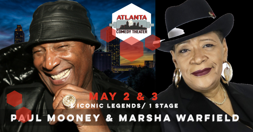 paul mooney marsha warfield atlanta comedy uptown comedy punchline comedy