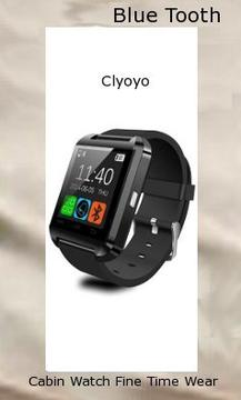 bluetooth Watch clyoyo,bose soundlink