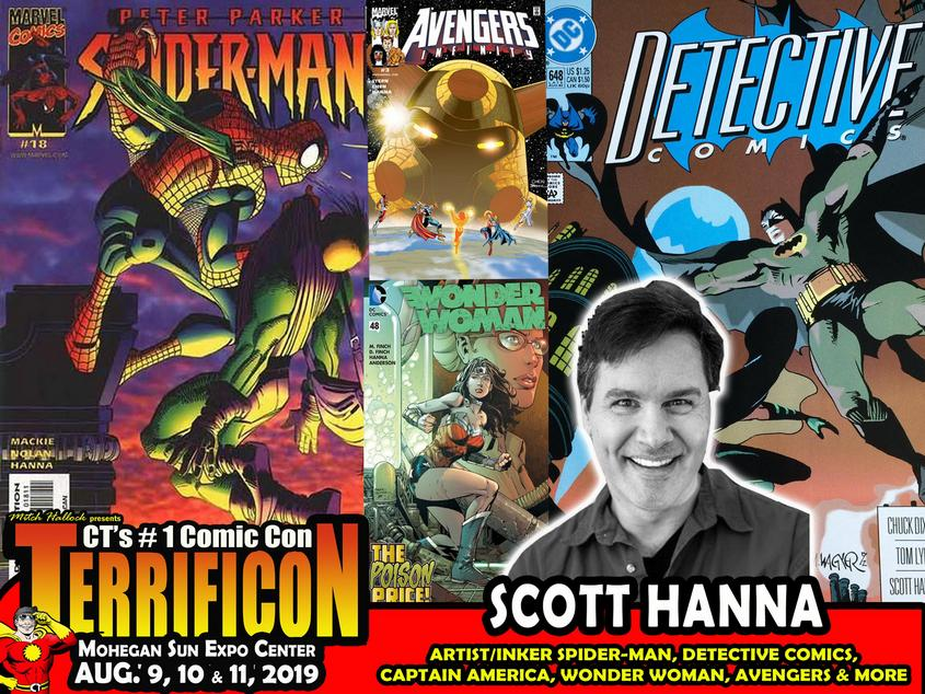 SCOTT HANNA TERRIFICON