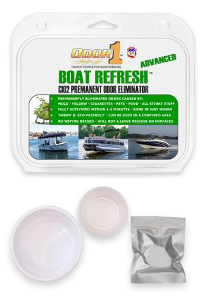 Marine and Watercraft Products | Odor1™