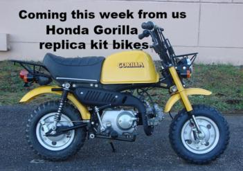 Honda Minibike Parts - Hondamini