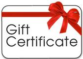 Gift Certificates for sexy lingerie and adult toys available at Xsentuals store in Buffalo, NY