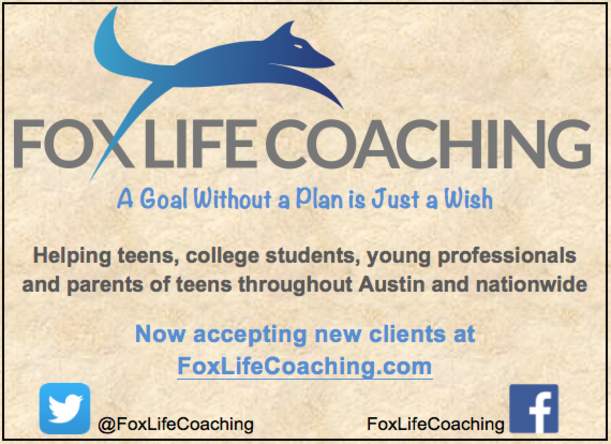 Fox Life Coaching Terms And Agreement Austin Texas