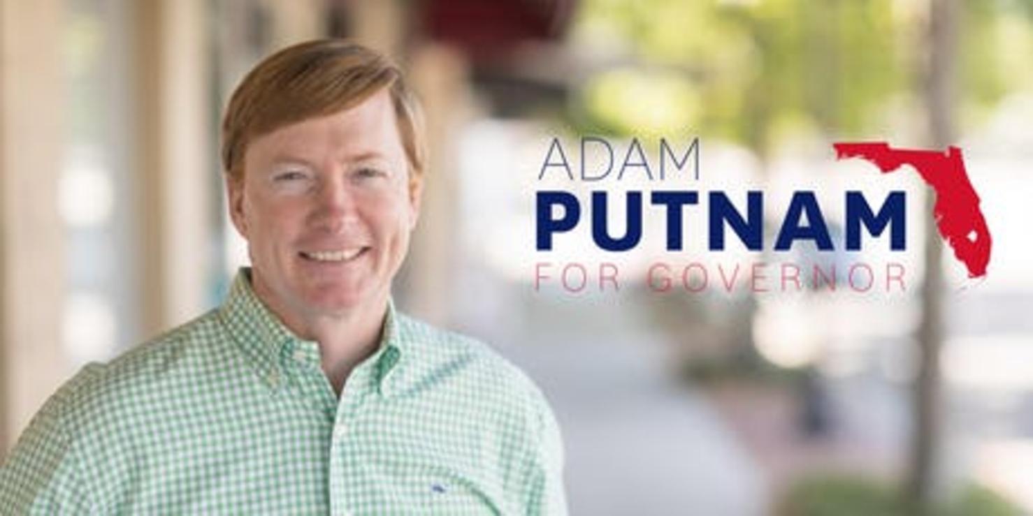 Sheriffs For Putnam - Adam Putnam For Florida Governor