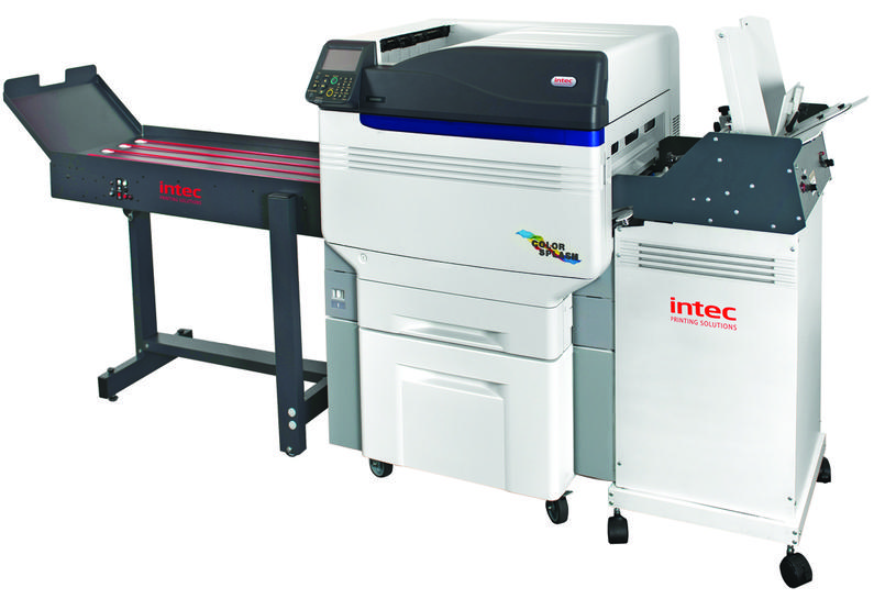 Intec Colorsplash Digital Press Printers