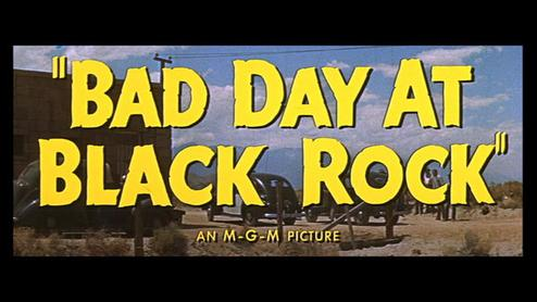 Bad Day at Black Rock trailer screen shot.