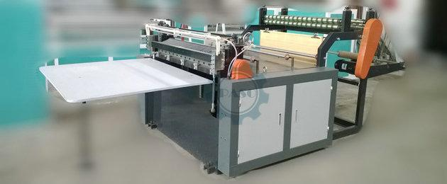 EPE foam sheet, bubble film sheet cutting machine,