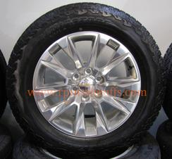 2019 gmc sierra chevy silverado wheels tires