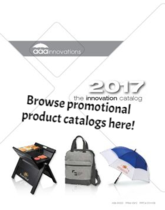 Promotional Products Catalogs