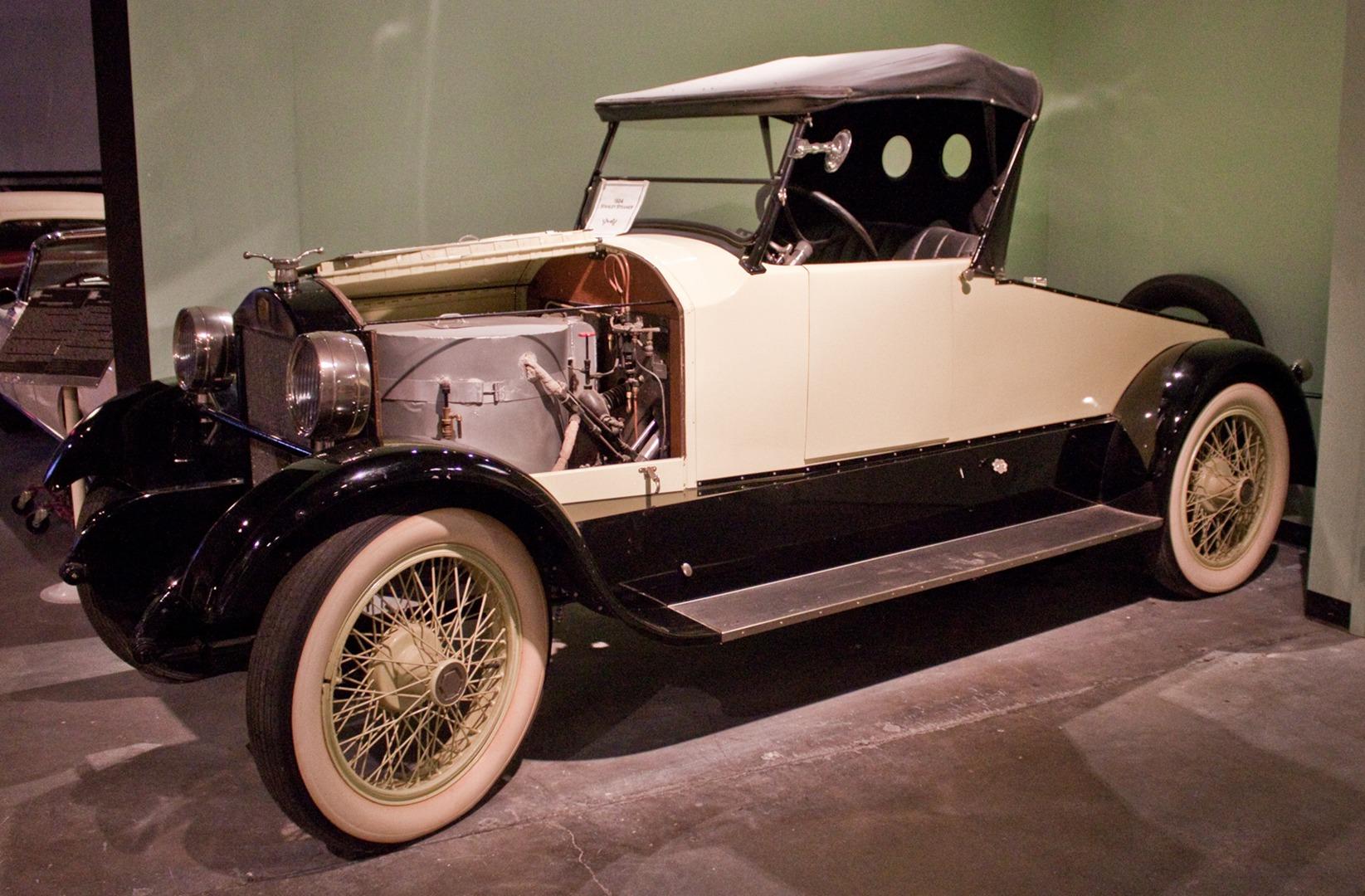 Stanley Steamer Car >> 1924 Stanley Steamer