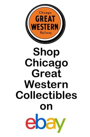 Shop Chicago Great Western Collectibles on eBay.