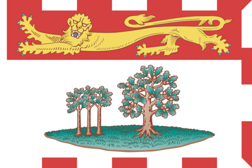 Prince Edward Island Flag - ICON SAFETY CONSULTING INC.