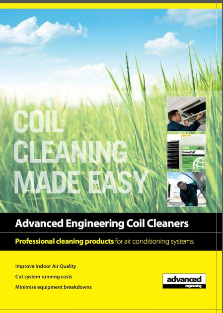 Coil Cleaning Made Easy