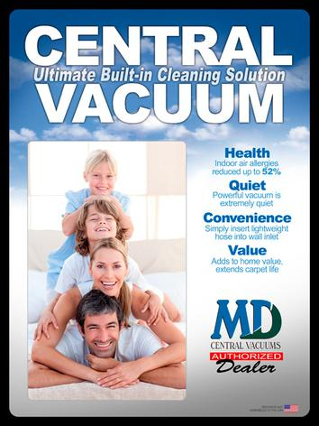 Classic Vacs Cleaning Center MD Central Vac Sales & Service