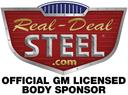 Real Deal Steel GM Licensed Bodies