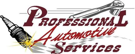 Automotive Services and Logo